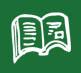 Icon aufgeschlagenes Buch